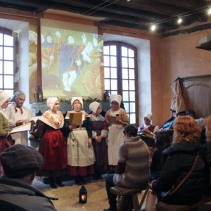 Les avents de Noël du château du Plaix