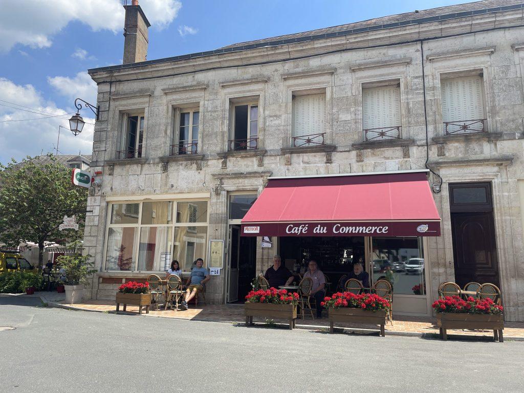 café du commerce lignieres