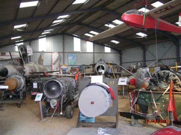 Musée Aéronautique du Berry
