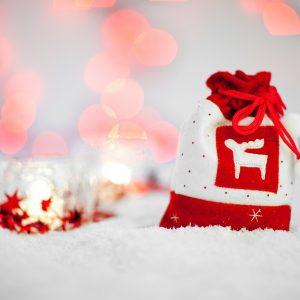 cadeau sac noel