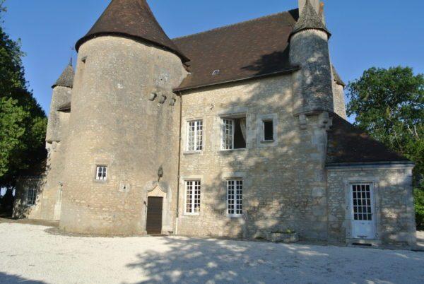Visite des extérieurs du château