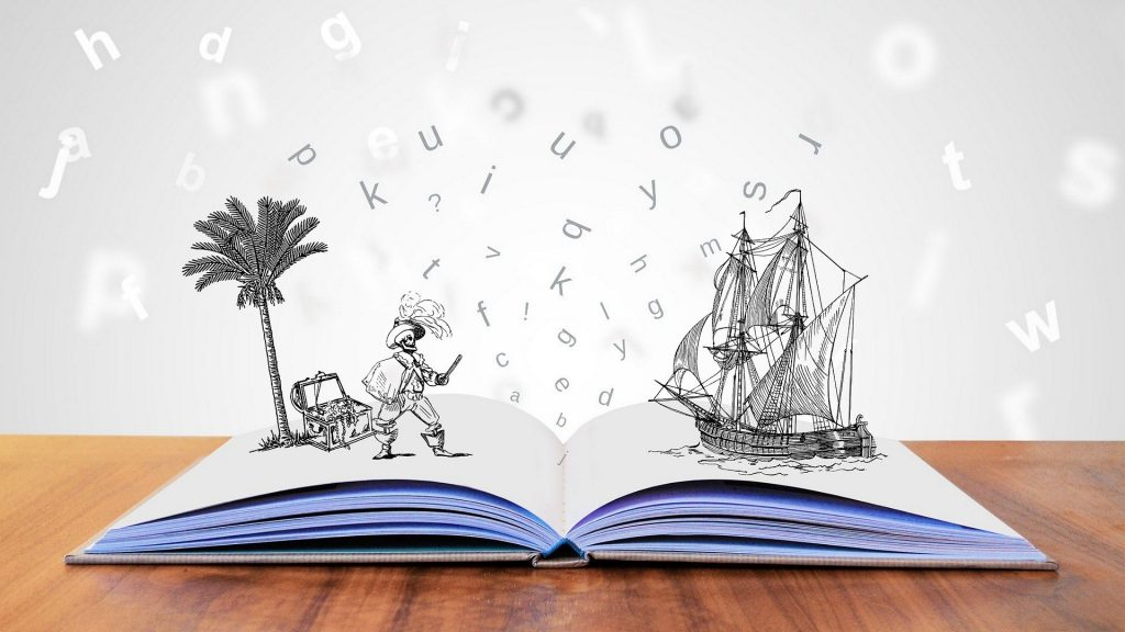 conte pour enfant puce livre histoire