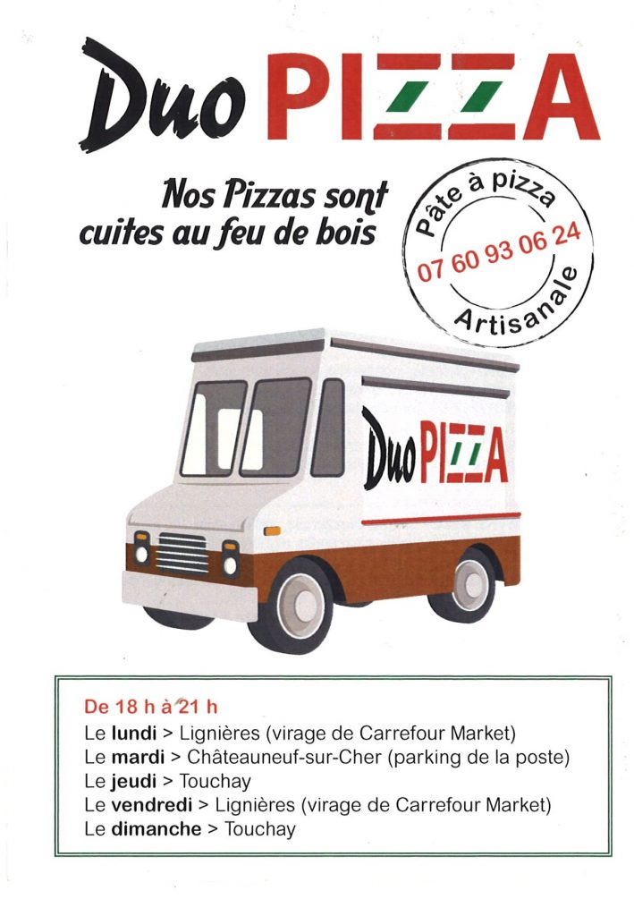 duo pizza boischaut