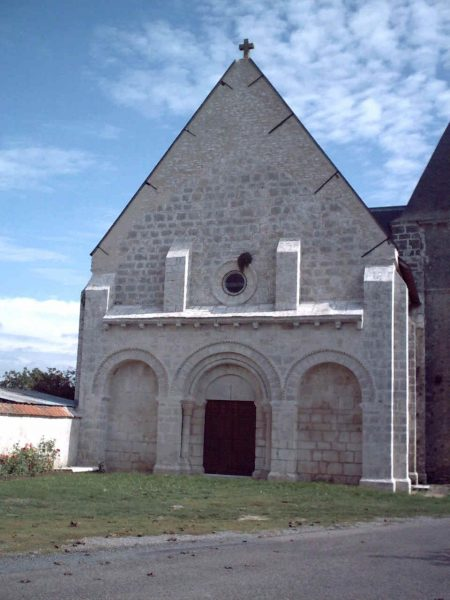 Église Saint-Martin de Montlouis