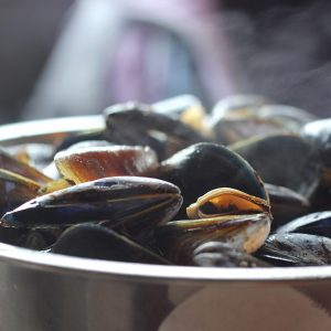 mussels–moules